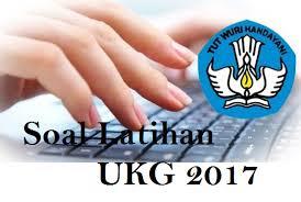 Latihan Soal Pretest UKG/PKB 2017 SD Kelas dan Pembahasannya