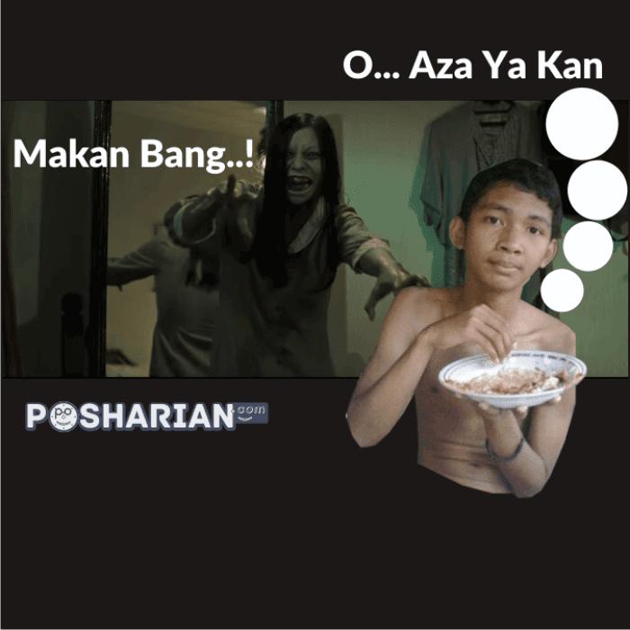 Kumpulan Meme Film Danur Lucu