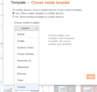 optimize your blog for mobile