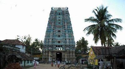 Adhi Rathneswarar Temple Thiruvadanai Ramanathapuram
