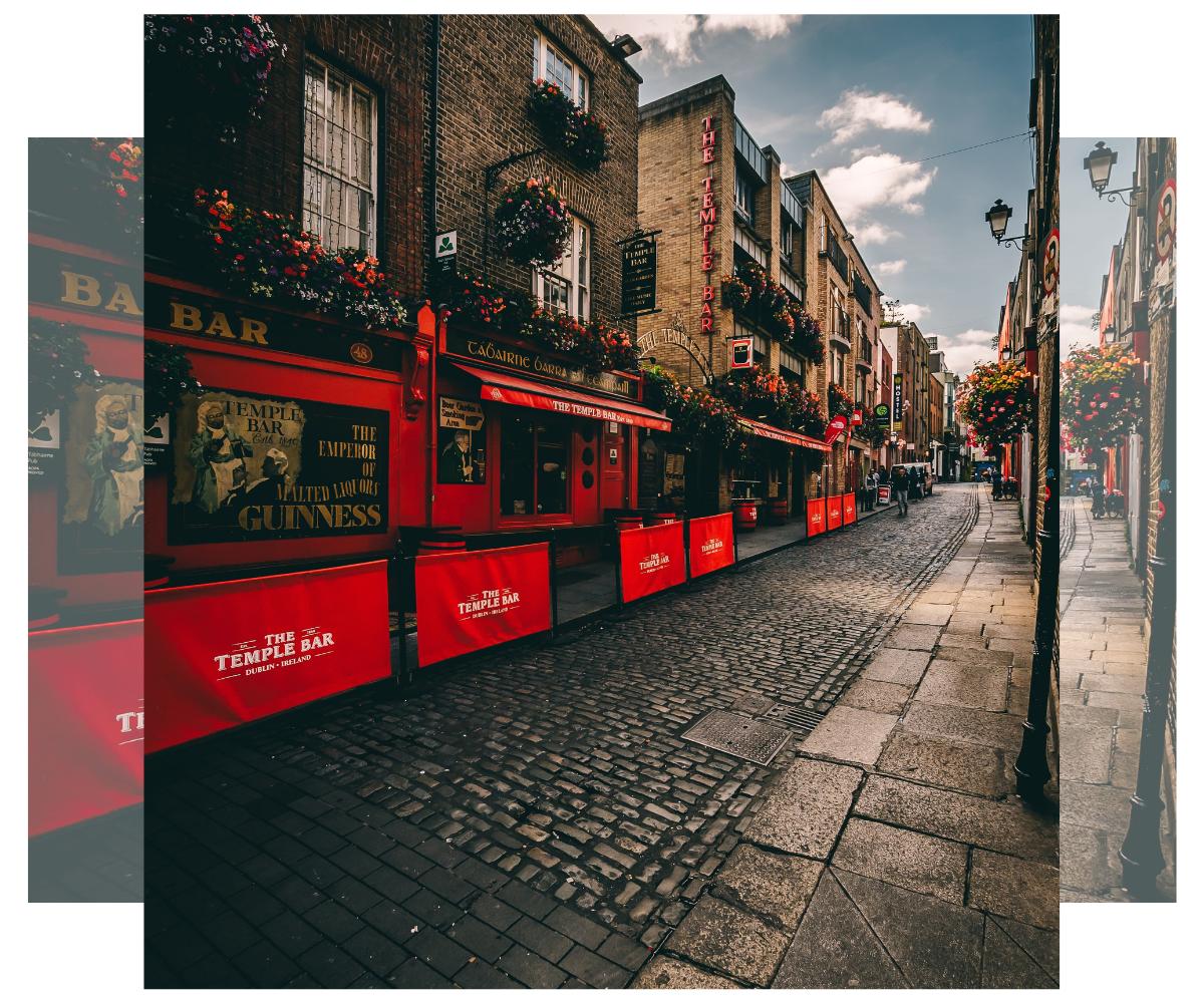 Irlanda. Dublín