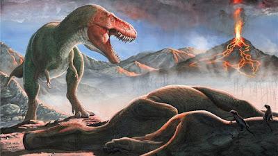 dinozorların nesli neden tükendi? Dinozorlar neden ölmüştür ? Dinozorlar neden yok olmuştur ? Dinozorların yok olma nedenleri nelerdir ? Dinozorların soyu neden tükendi ?