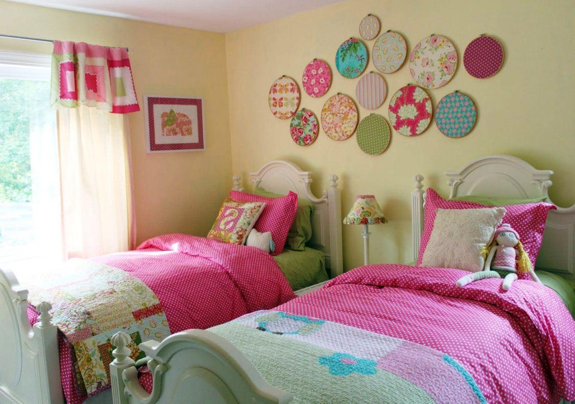 80 ide desain kamar tidur anak untuk berdua minimalis dengan desain