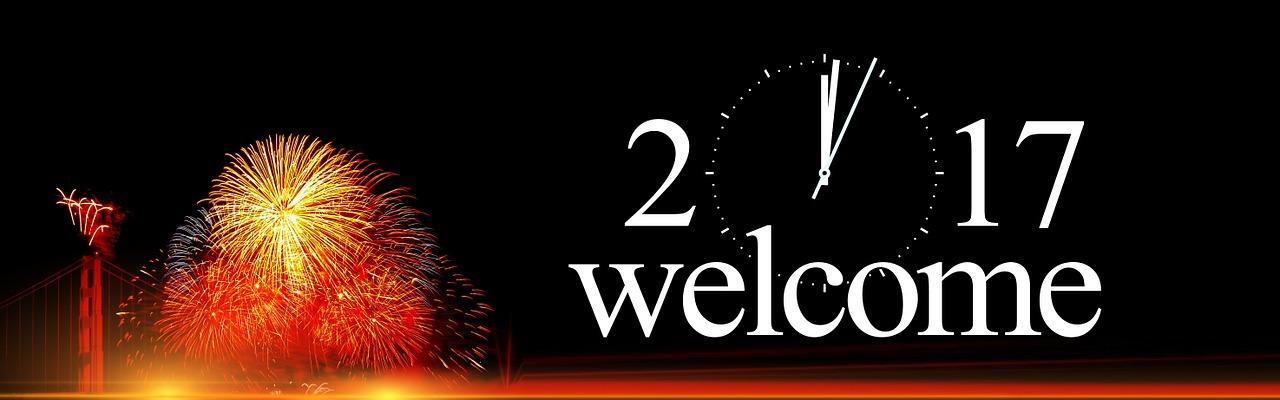 Happy New Year 2017 Banner Idea Gallery