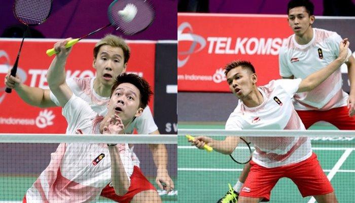 Final Bulu Tangkis Asian Games 28 Agustus 2018