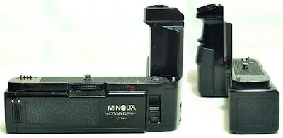 Minolta Motor Drive 1 #875