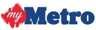 Tudung Bawal Artie di Harian Metro
