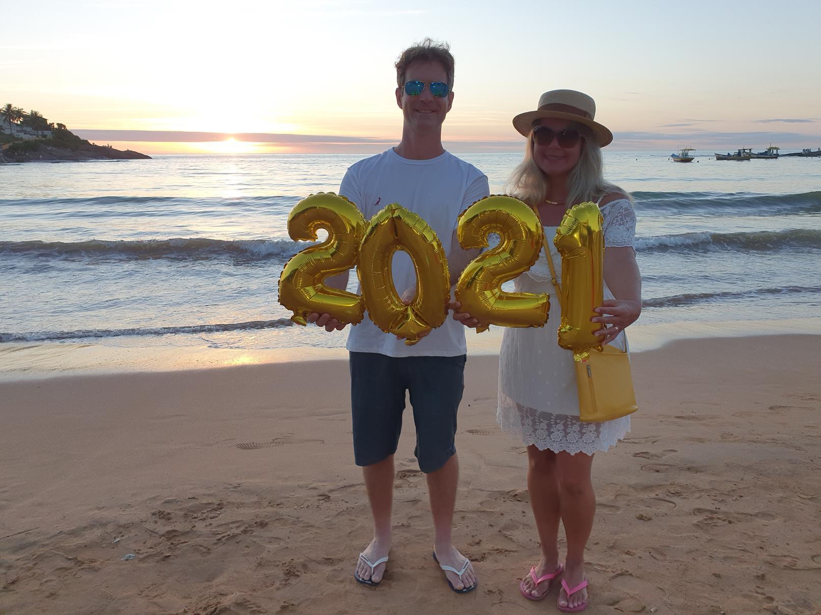 Blog Apaixonados por Viagens - Feliz 2021