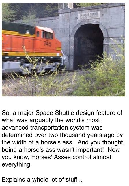 space shuttle horses arse - photo #8