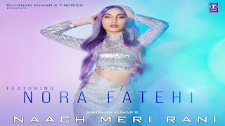 Nach Meri Rani Rani Meri Rani Nach Lyrics - Guru Randhawa