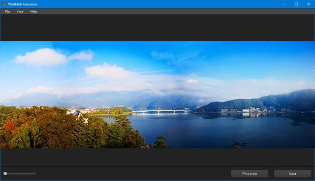 Screenshot WidsMob Panorama 2.5.8 Full Version