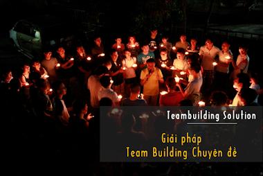 Teambuilding Solution - Giải Pháp Team Building chuyên đề