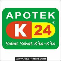 Lowongan Kerja Apoteker Apotek K-24 Bogor
