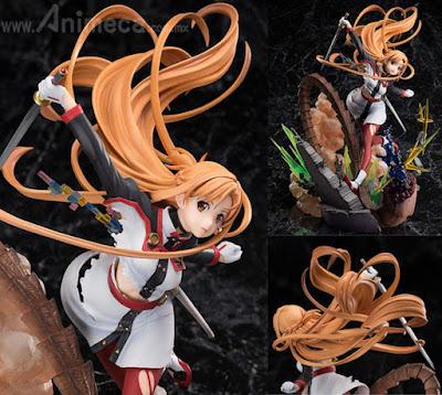 Figura Asuna Limited Edition Sword Art Online Ordinal Scale
