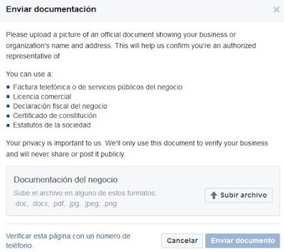 verificacion-pagina-facebook-documento