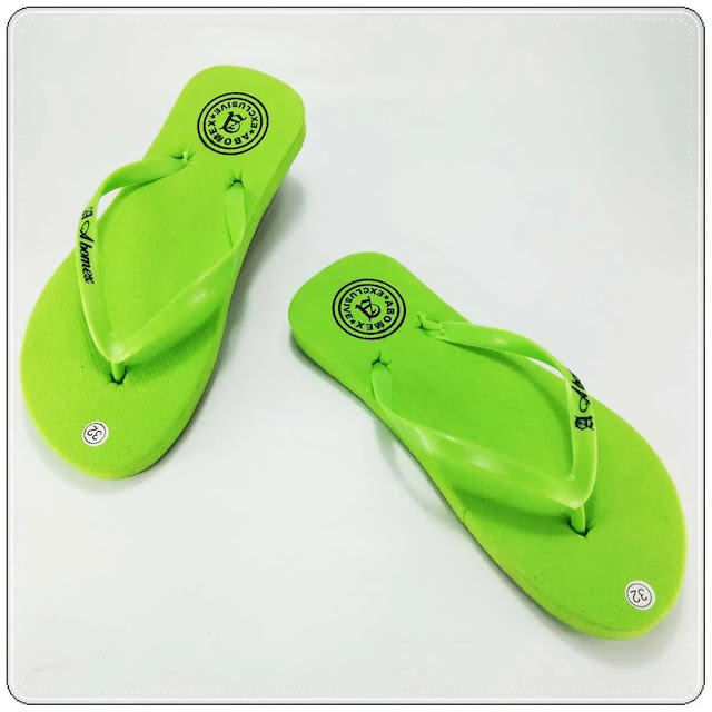 Grosir Sandal Polos 4.000-an  - Sandal AMX Polos Anak TG