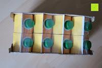 von oben: Grünland Bio Orangensaft, 8er Pack (8 x 1 l)