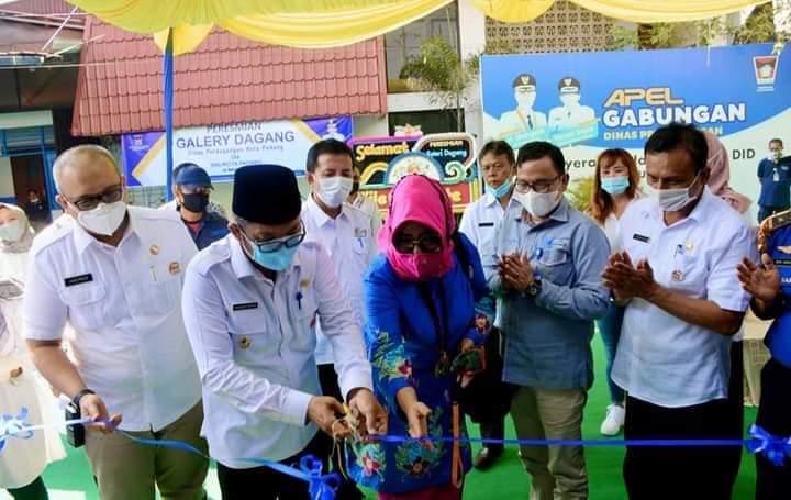 Galery Dagang Diresmikan Solusi Untuk Pangsa Pasar Umkm Di Kota Padang
