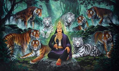 Kisah Prabu Siliwangi Sri Baduga Maharaja