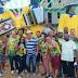 Mesmo com a crise, Prefeitura de Gandu realiza o São João e a festa supera as expectativas.