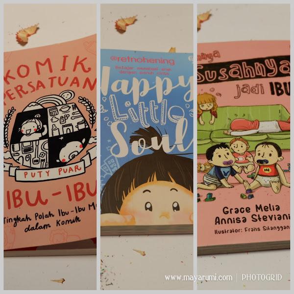 Buku Parenting Terbaik Untuk Para Mama Muda