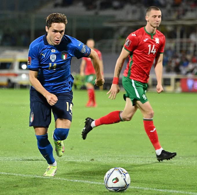 L'Italia impatta a Firenze: è 1-1 con la Bulgaria