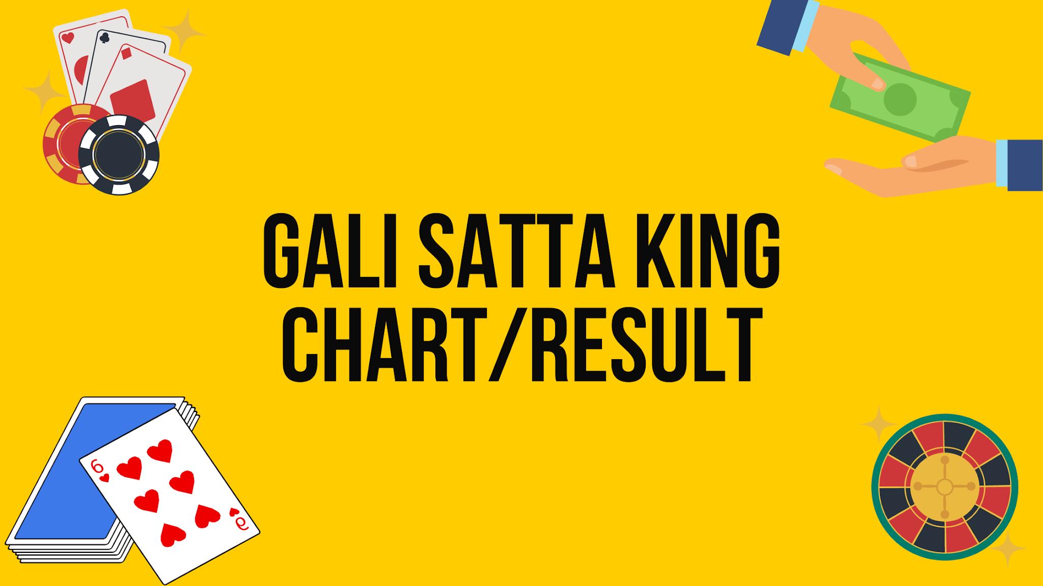 Gali Satta King Chart | Gali Satta King | Satta King 786 ...