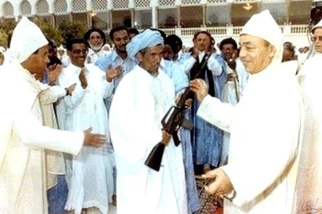 تهنئة  مرفوعة إلى صاحب الجلالة الملك محمد السادس نصره الله بمناسبة ذكرى ال 41 استرجاع إقليم وادي الذهب