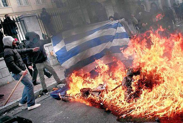Η απειλή από όσους καίνε τη σημαία και η προσπάθεια συμψηφισμού
