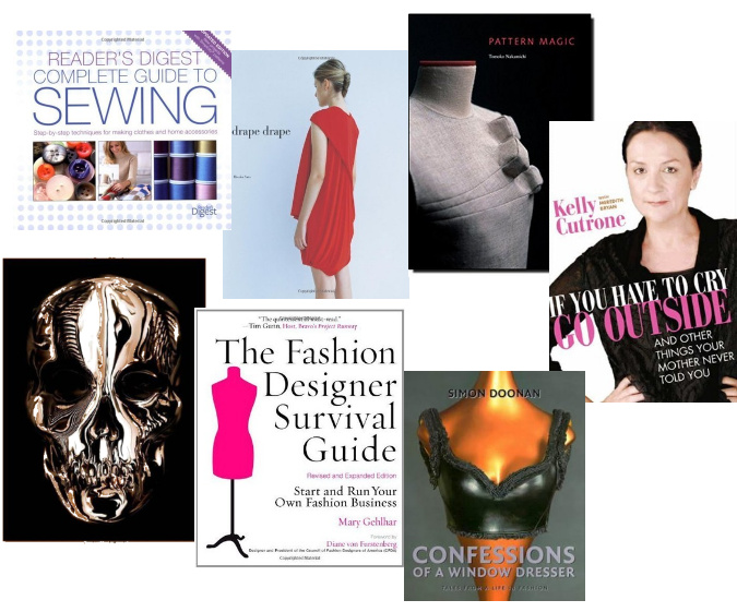 books fashion designing