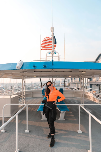 Alicia Mara, Major Marine Tour Boat, Kenai Fjords