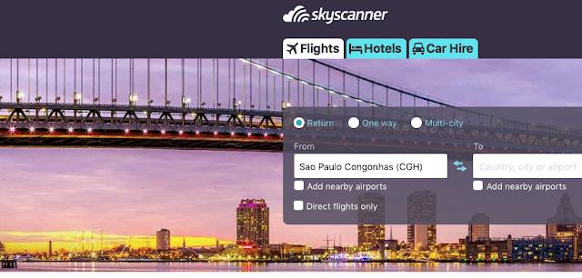 2cd7a771b8 Chinesa Ctrip.com compra Skyscanner por US  1