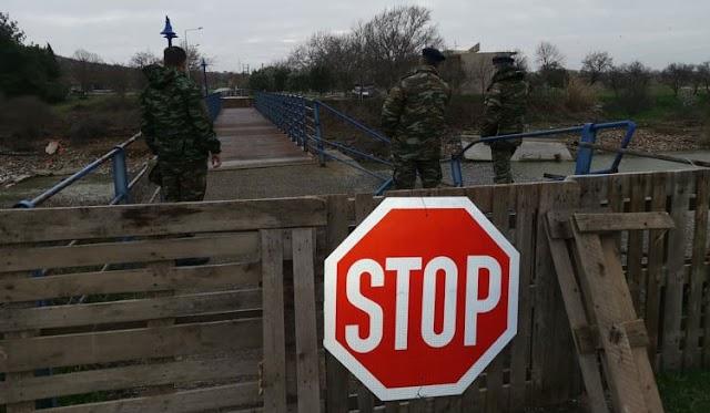 Αλεξανδρούπολη: Αυτοψία από κλιμάκιο Μηχανικού (ΜΧ) σε ζημιές που υπέστησαν γέφυρες λόγω πλημμυρών