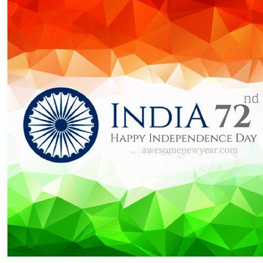 72nd Independence Day 2018 Images Wishes Pictures Free Download