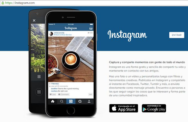 Noticias sobre Instagram, aplicaciones y programas