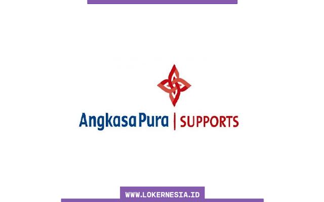 Lowongan Kerja Angkasa Pura Support Januari 2021