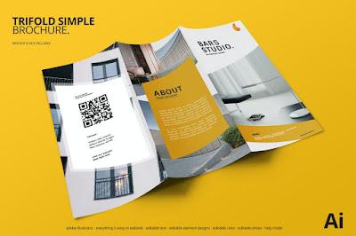Contoh leaflet sederhana