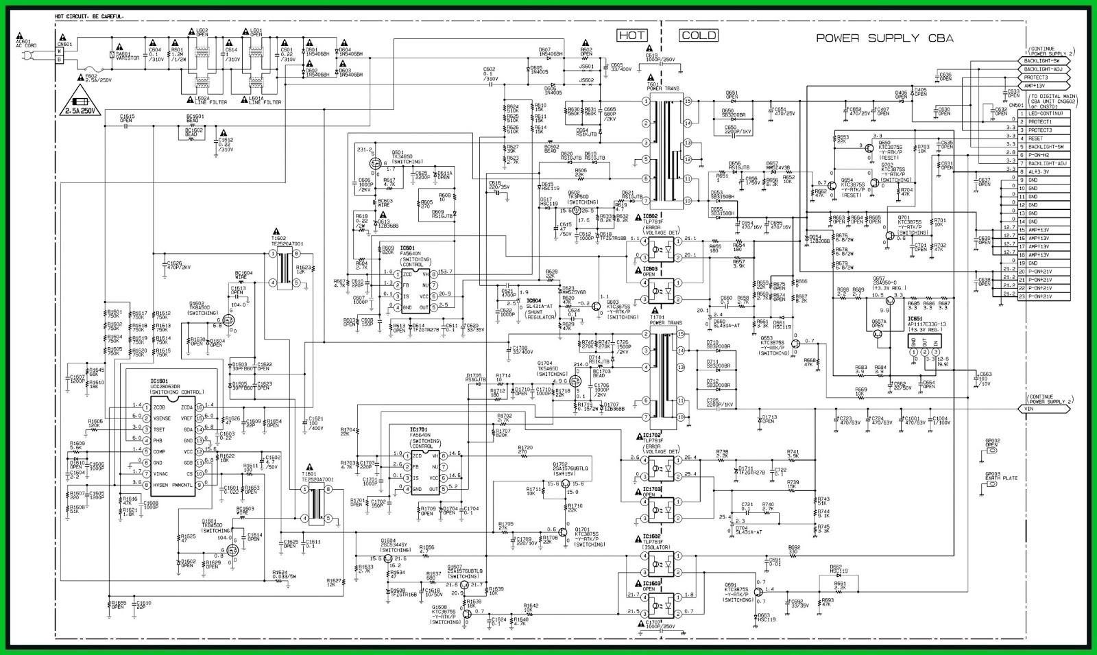 ELECTRONIC EQUIPMENT REPAIR CENTRE : EMERSON LF501EM4