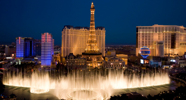 Las Vegas Strip (California - EE UU)