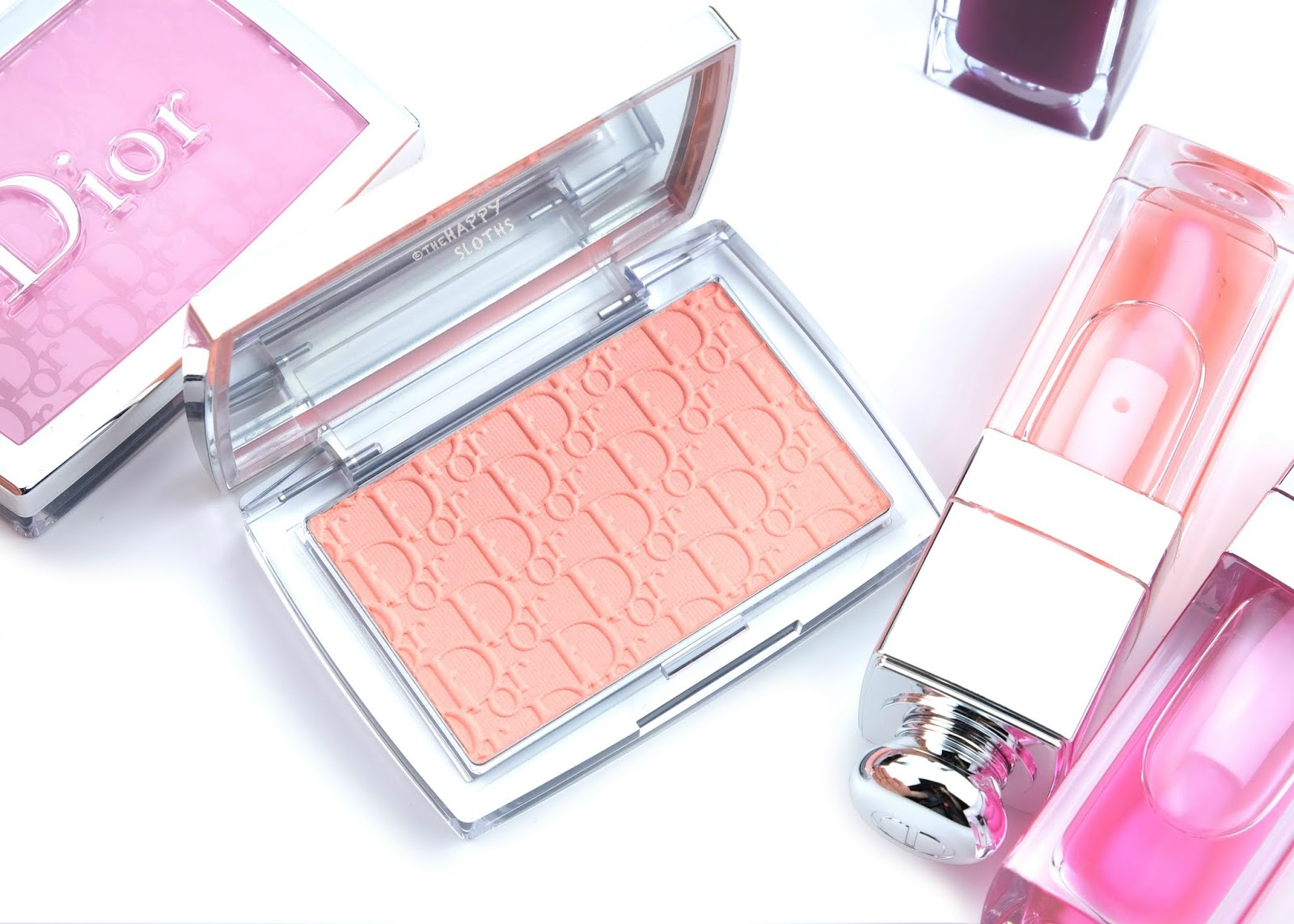 "Dior | Spring 2020 Glow Vibes Collection | Dior Backstage Rosy Glow Blush in ""004 Coral"": Review and Swatches"