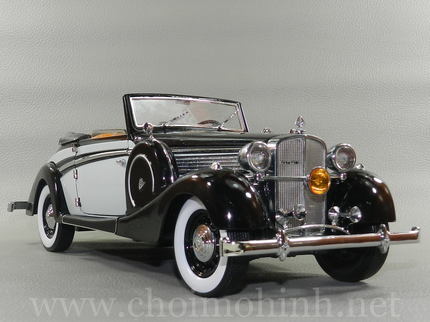 Maybach SW38 1937 1:18 Signature