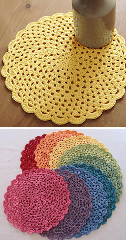 Lace Doily - Free Pattern
