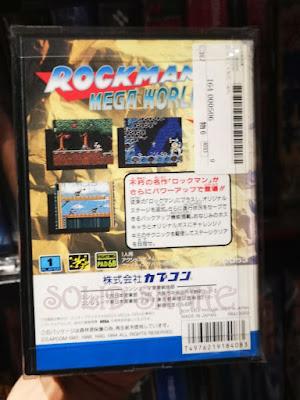 rockman mega world