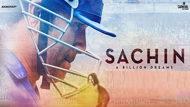 Sachin - A Billion Dreams Tamil Dubbed Movie Online