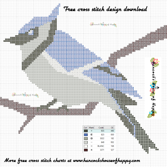 Free blue jay cross stitch pattern, blue jay cross stitch pattern, bird cross stitch patterns, free bird cross stitch patterns, blue jay cross stitch pattern, free blue jay cross stitch pattern, happy modern cross stitch pattern, cross stitch funny, subversive cross stitch, cross stitch home, cross stitch design, diy cross stitch, adult cross stitch, cross stitch patterns, cross stitch funny subversive, modern cross stitch, cross stitch art, inappropriate cross stitch, modern cross stitch, cross stitch, free cross stitch, free cross stitch design, free cross stitch designs to download, free cross stitch patterns to download, downloadable free cross stitch patterns, darmowy wzór haftu krzyżykowego, フリークロスステッチパターン, grátis padrão de ponto cruz, gratuito design de ponto de cruz, motif de point de croix gratuit, gratis kruissteek patroon, gratis borduurpatronen kruissteek downloaden, вышивка крестом