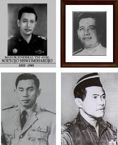 Biografi Sutoyo Siswomiharjo (1922-1965) : Pahlawan yang Menolak Rencana PKI