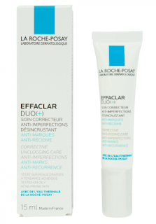La Roche-Posay Effeclar Duo, sample size: 15ml RRP $29.99 for 40ml