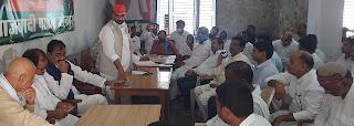 भाजपा सरकार में लोकतंत्र की हो रही हत्या:लाल बहादुर यादव    #NayaSaberaNetwork