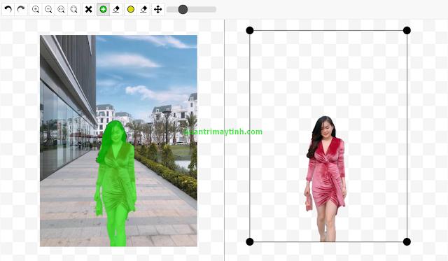 Cách loại bỏ phông nền trong hình ảnh