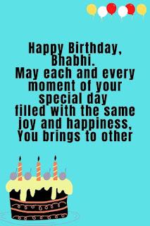 special birthday birthday wishes for bhabhi